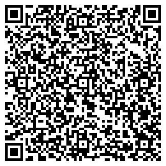 QR-код с контактной информацией организации КАРАВАЙ МАГАЗИН