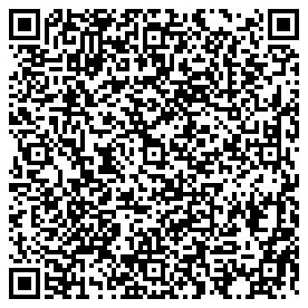 QR-код с контактной информацией организации МЕТИЗКОМПЛЕКТ, ЗАО