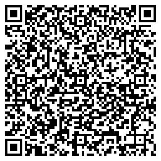 QR-код с контактной информацией организации ИВАНОВСКИЕ ТКАНИ
