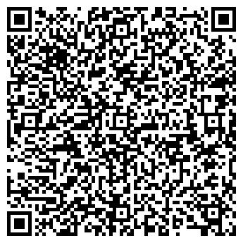 QR-код с контактной информацией организации АВТОБАЗА МОЛОЧНОГО КОМБИНАТА