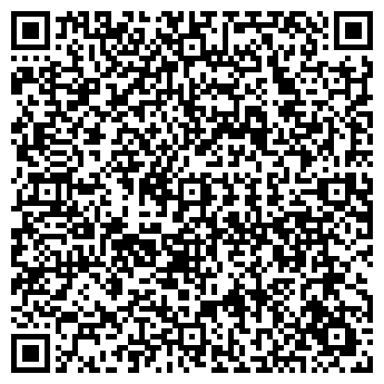 QR-код с контактной информацией организации ТЕКС-КОЛОР ОРЕЛ, ЗАО