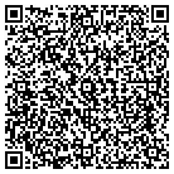 QR-код с контактной информацией организации АТП № 1 МУНИЦИПАЛЬНОЕ