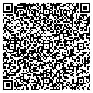 QR-код с контактной информацией организации МЕНАТЕП БАНК