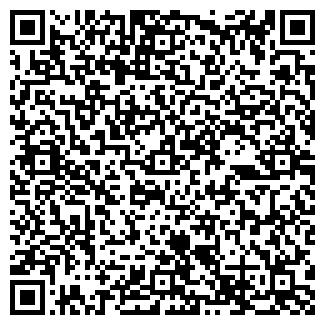 QR-код с контактной информацией организации ООО ШТОРМ