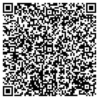 QR-код с контактной информацией организации ОСВОД РФ ЗАВОДСКОГО РАЙОНА