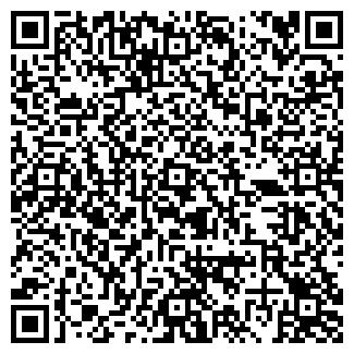 QR-код с контактной информацией организации ООО КРАФТ