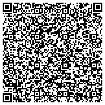 """QR-код с контактной информацией организации """"Попов луг"""""""