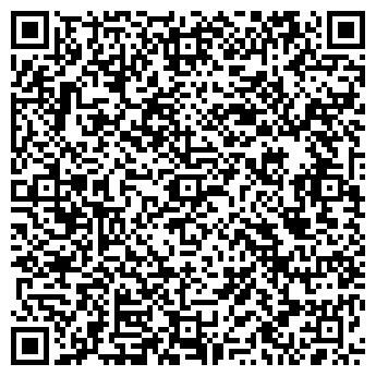 QR-код с контактной информацией организации ПЕРСОНАЛ+