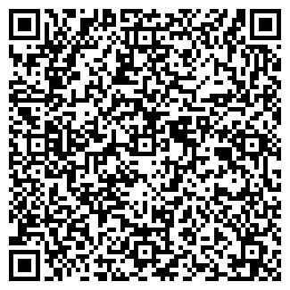 QR-код с контактной информацией организации ООО РОДИНА