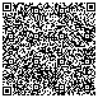 QR-код с контактной информацией организации ПЕНСИОННЫЙ ФОНД РФ, управление в Петушинском районе