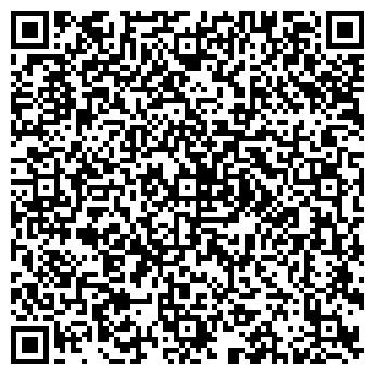 QR-код с контактной информацией организации ХРАМ В ЧЕСТЬ СВ. АФАНАСИЯ КОВРОВСКОГО