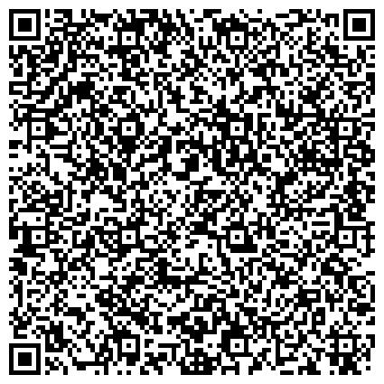 QR-код с контактной информацией организации УПРАВЛЕНИЕ СОЦИАЛЬНОЙ ЗАЩИТЫ НАСЕЛЕНИЯ, территориальный отдел по Петушинскому району