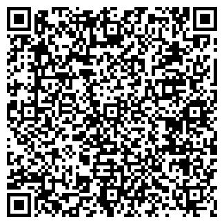 QR-код с контактной информацией организации ООО ЛЭДА-СЛ