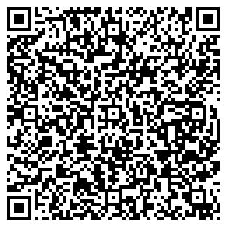QR-код с контактной информацией организации ЖАНР