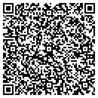 QR-код с контактной информацией организации ЗАО ХЛЕБ