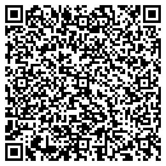 QR-код с контактной информацией организации ЗАО ЦНА
