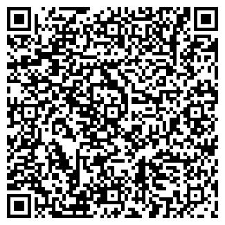 QR-код с контактной информацией организации ТПО ПРОГРЕСС