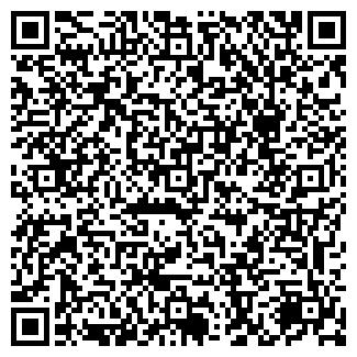 QR-код с контактной информацией организации № 34 ПРОДТОВАРЫ