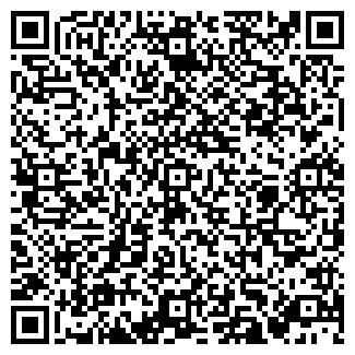 QR-код с контактной информацией организации ИСАДЫ