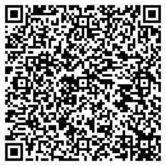 QR-код с контактной информацией организации ООО ГРАД