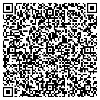 QR-код с контактной информацией организации ЛУЧ КБ ФГУП