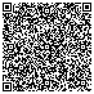 QR-код с контактной информацией организации МЕБЕЛЬ ГРАД ВЫСТАВОЧНЫЙ ПАВИЛЬОН