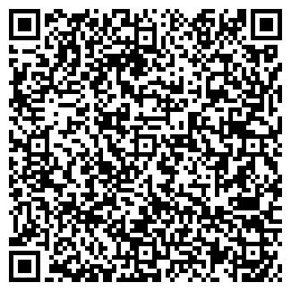 QR-код с контактной информацией организации ИП МОДА ОКОН