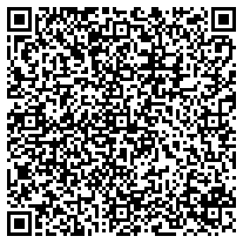 QR-код с контактной информацией организации РЫБИНСКАЯ БОЛЬНИЦА РЖД
