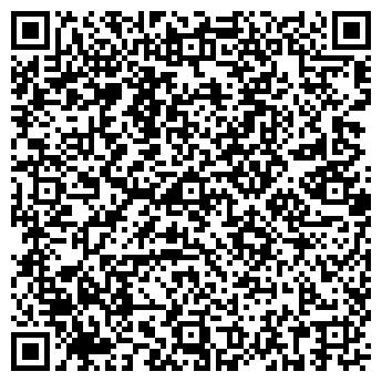 QR-код с контактной информацией организации МАГАЗИН ВОЛНА