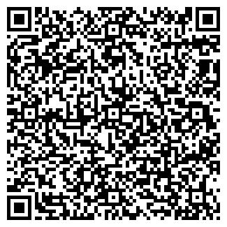 QR-код с контактной информацией организации ООО АВИАТОР