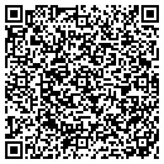 QR-код с контактной информацией организации ООО БУРАН-ФОРС