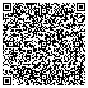 QR-код с контактной информацией организации ПОО КАСКАД ВЕРХНЕВОЛЖСКОЙ ГЭС