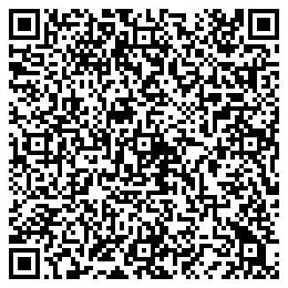 QR-код с контактной информацией организации ООО ВОЛЖСКИЙ ЛЕС