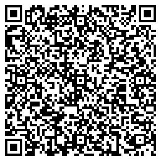 QR-код с контактной информацией организации ООО РОКС+