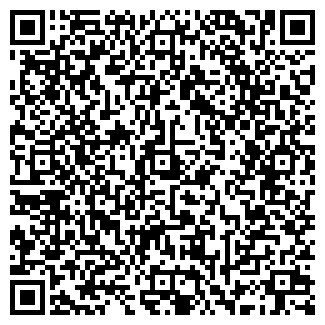 QR-код с контактной информацией организации ООО АЗИАТ