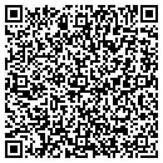 QR-код с контактной информацией организации ООО РИО ПЛЮС