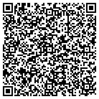 QR-код с контактной информацией организации КАСКАД ВЕРХНЕВОЛЖСКИХ ГЭС
