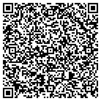 QR-код с контактной информацией организации ООО ЛАЙН