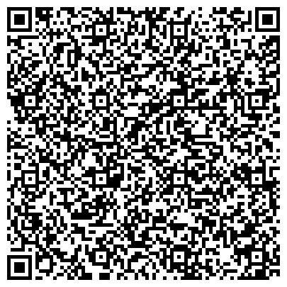 QR-код с контактной информацией организации ПЕРВОМАЙСКИЙ ФАРФОР