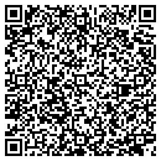 QR-код с контактной информацией организации ООО БЛАГОМЕД