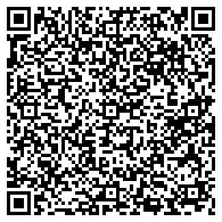 QR-код с контактной информацией организации ООО МЕТА