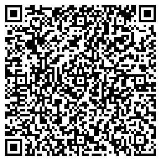 QR-код с контактной информацией организации АБУ ЧП