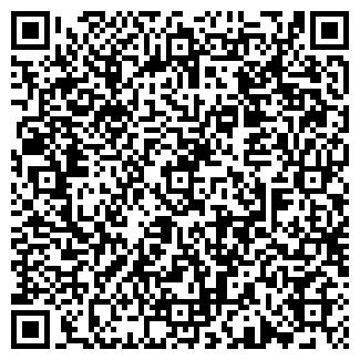 QR-код с контактной информацией организации РЯЗАНЬРЫБА ТПП