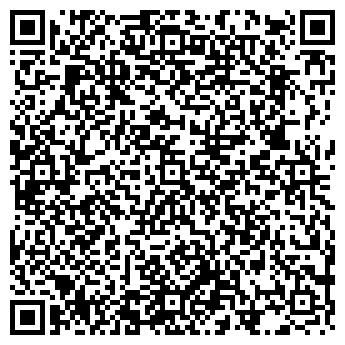 QR-код с контактной информацией организации МАГАЗИН № 5 ОВОЩИ