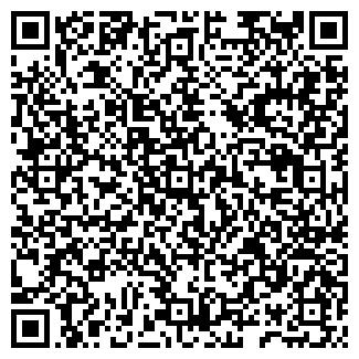 QR-код с контактной информацией организации МАГАЗИН АЛИНА