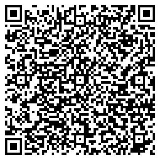 QR-код с контактной информацией организации АЙДАНА ТОО