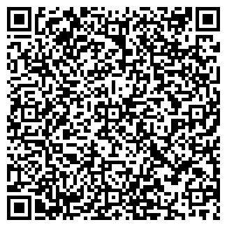 QR-код с контактной информацией организации ТЕХНОРОМ, ООО