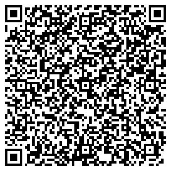 QR-код с контактной информацией организации ГАЛАНТЕРЕЯ МАГАЗИН