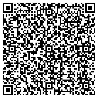 QR-код с контактной информацией организации МАГАЗИН ООО РУСИЧ ТКАНИ