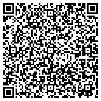 QR-код с контактной информацией организации ТКАНИ & КО